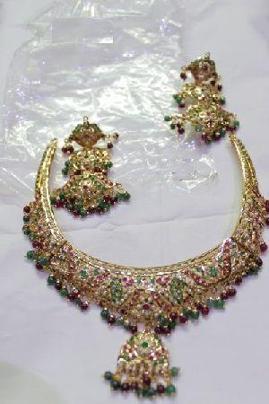 Imitation Necklace Set 03