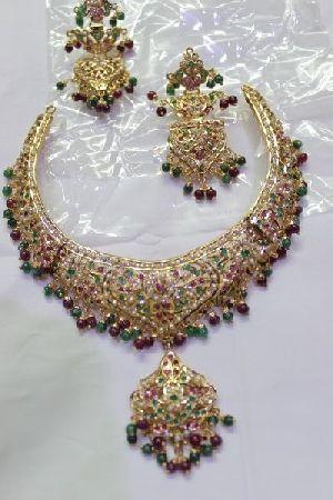 Imitation Necklace Set 04