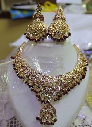 Imitation Necklace Set 07