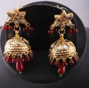 Kundan Earring 07