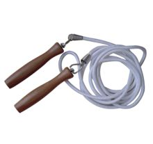 Polypropylene Wooden Skipping Ropes