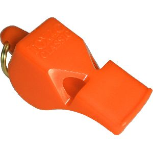 Whistles Plastic Large