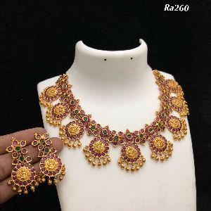 Imitation Necklaces 01