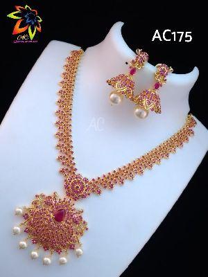 Imitation Necklaces 04