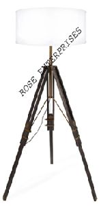 Clasical Design Royal nautical Tripod Floor Lamp