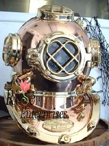 Mark V Diving Divers Helmet