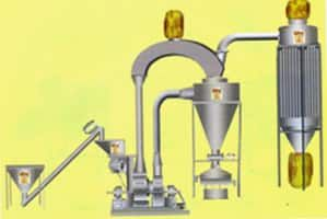 Automatic Turmeric Grinding Plant