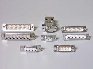 D Type Connectors