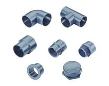 uPVC AGRI PIPE FITTINGS