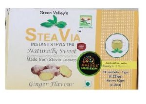 Ginger Flavour Instant Tea