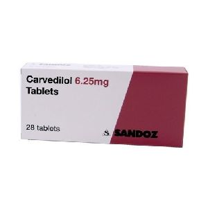 Carvidilol Tablets