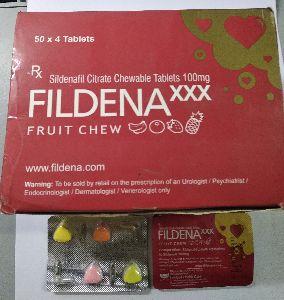 Fildena XXX Tablet