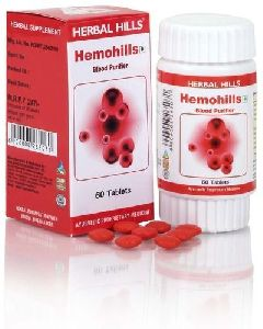 Hemohills Tablets