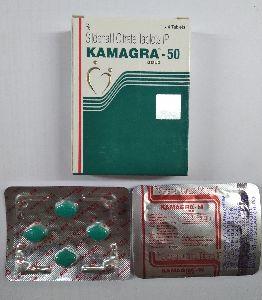 Kamagra Gold 50 Tablets
