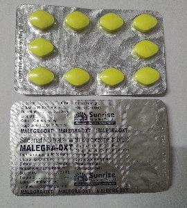 Malegra DTX Tablet