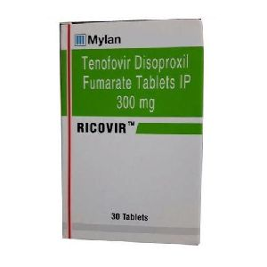 Ricovir 300 mg Tablet