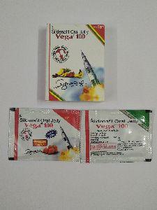 Silagra 100 mg Tablet