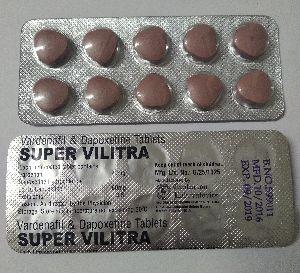 Super Vilitra Tablet