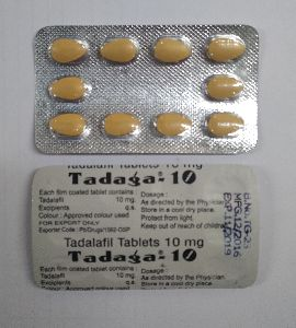 Tadaga 10 mg Tablet