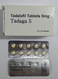 Tadaga  5 mg Tablet