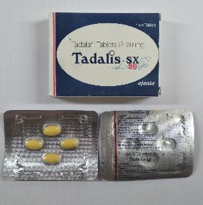 Tadalis Sx 20 mg Tablet