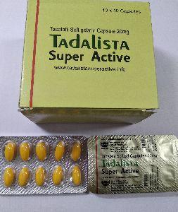 Tadalista Super Active Capsule