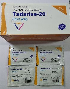 Tadarise 20 Oral Gelly