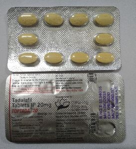 Toptada 20 mg Tablet