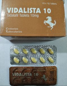 Vidalista 10 mg Tablet