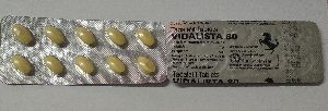 Vidalista 80 mg Tablet