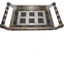 white metal silver Tray