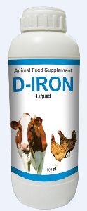 D-Iron Animal Feed Supplement