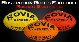 aussie rules football ball