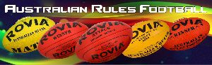 aussie rules footy balls