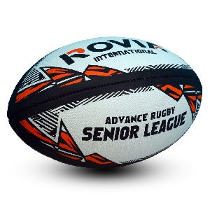 custom made rugby league balls