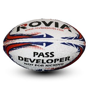 Rugby Ball Pass Developer