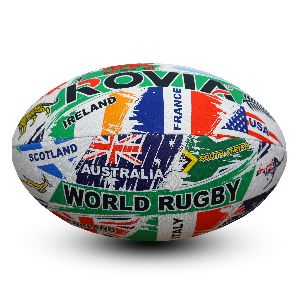 Rugby Ball World Rugby Rovia Sports