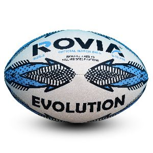 Rugby Balls Evolution