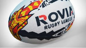 Rugby League Balls Custom Made Rovia Sports