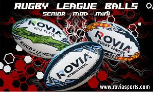 Rugby League Balls Senior Mod Mini League Custom Made