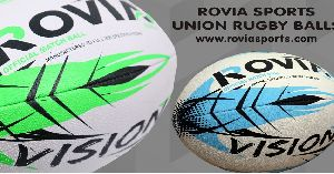 rugby union match balls