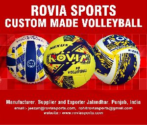 Volleyball CUSTOM MADE VOLLEYBALL