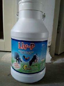 LIV-P Calcium Suspension Liquid Feed Supplement
