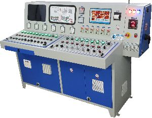 Asphalt Drum Mix Plant Control Panel
