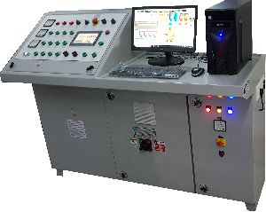 Concrete Batching Plant Control Panel