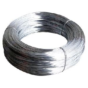 galvanized spring steel wires
