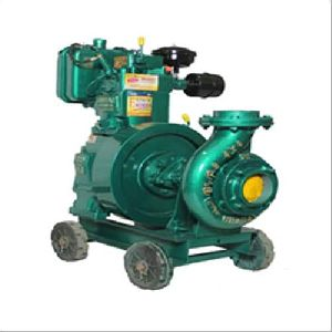 Single Cylinder Diesel Engine Water Pumpset