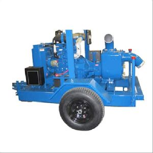 Diesel Engine Driven Water Pump