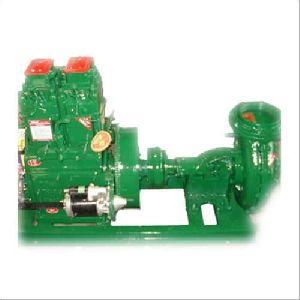 Double Cylinder Diesel Engine Water Pumpset