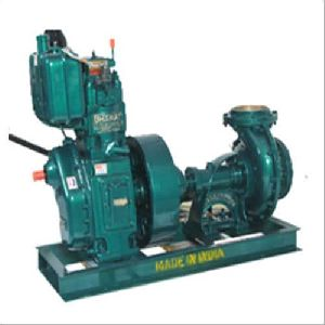 Water Air Cooled Pumpset